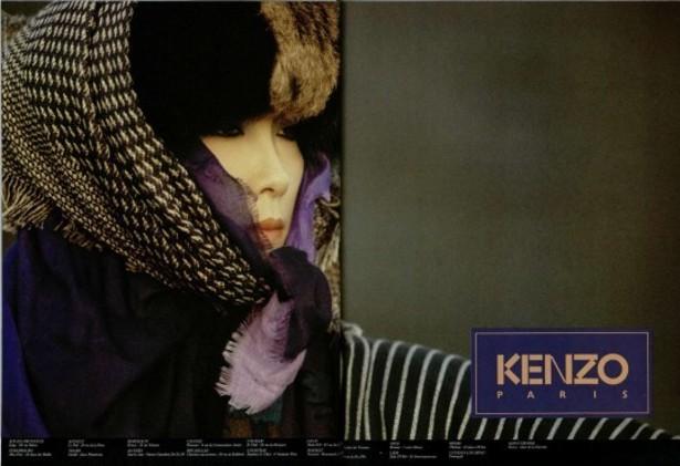 1983 hans feurer B Os 40 anos da Kenzo celebrados em Paris, mas sem o Kenzo...