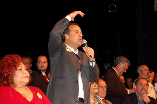 DSC 0148 Cultura em peso com Dilma no Teatro Oi Casa Grande