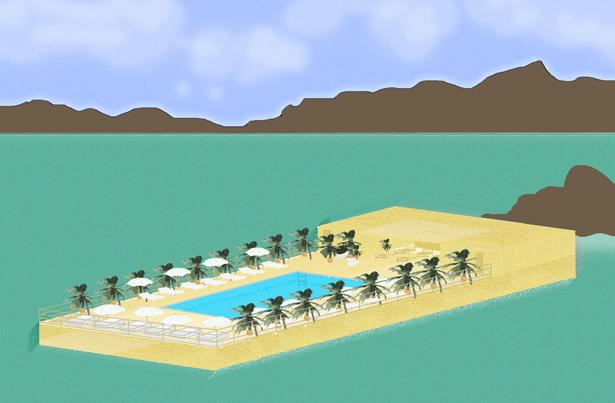 Edgard setup 2 Havaianas singram mar de Sidney com Edgard Octavio no timão