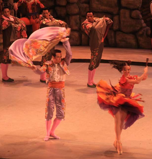 IMG 6819 Em noite de Don Quixote, Dalal é aclamada pelo Municipal