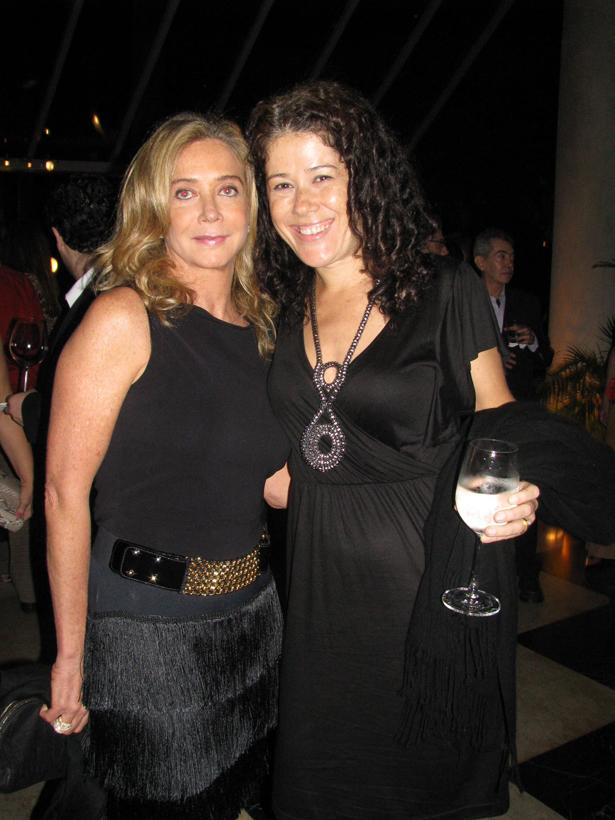 Lilibethblog 151 Na festa de Lilibeth para Romero Britto, só faltou a Judy Garland