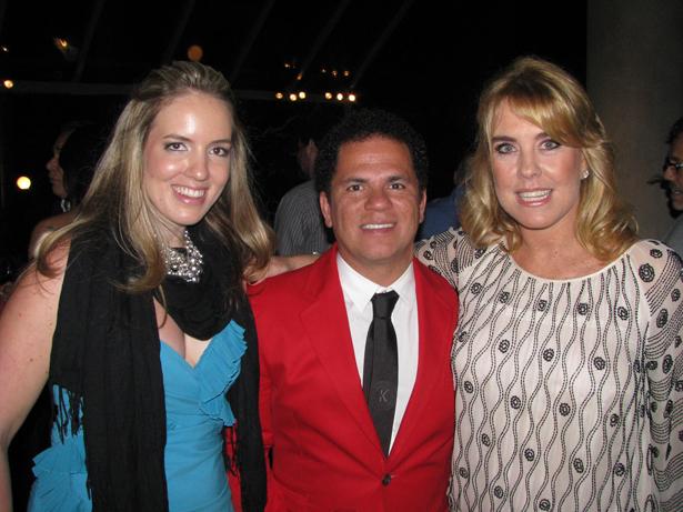 Lilibethblog 153 Na festa de Lilibeth para Romero Britto, só faltou a Judy Garland