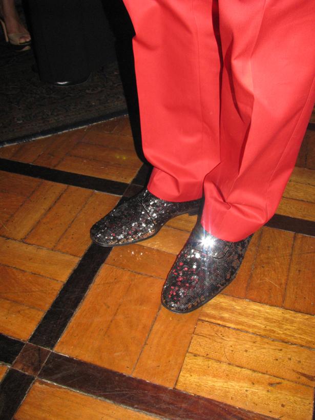 Lilibethblog 178 Na festa de Lilibeth para Romero Britto, só faltou a Judy Garland