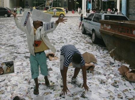 ODR20101003028 Nem os catadores querem o lixo eleitoral!