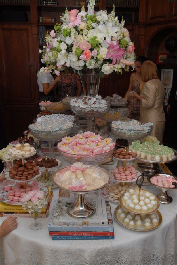 a mesa de doces Casamento Ana Carolina e Thomaz Malan   parte 1
