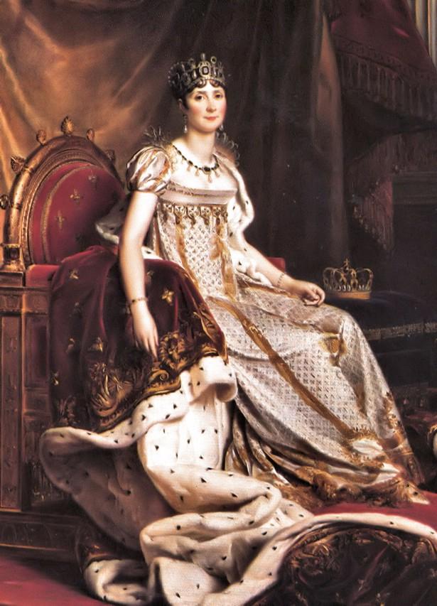 josephine de beauharnais keizerin der fransen Preparem se, crianças, as mais lindas parures do mundo, em leilão da Christies!