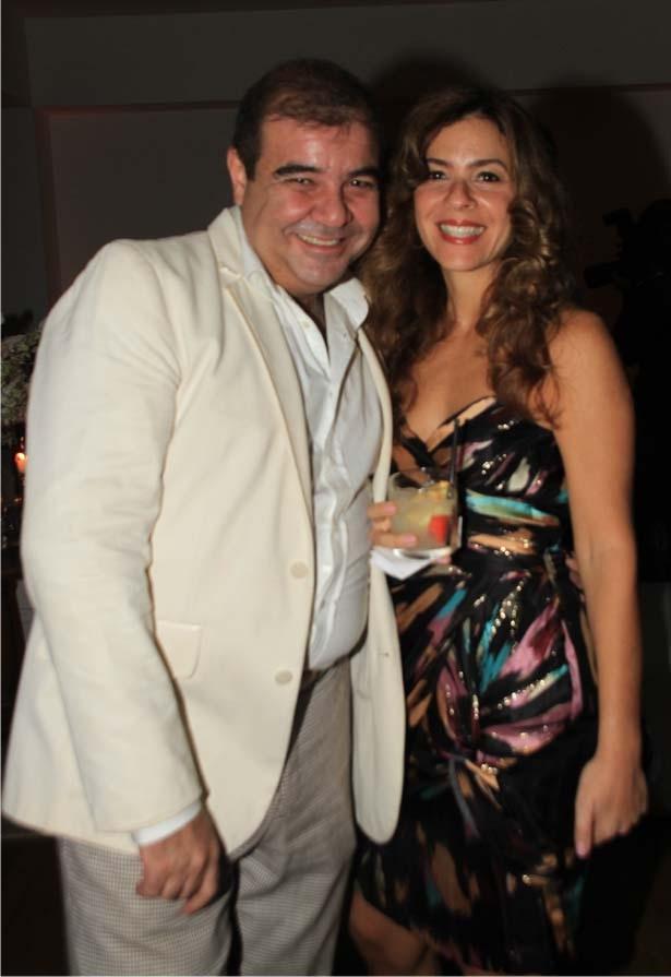 ln12 Carolina Herrera, em noite que exalava a gardênias, chez Lenny