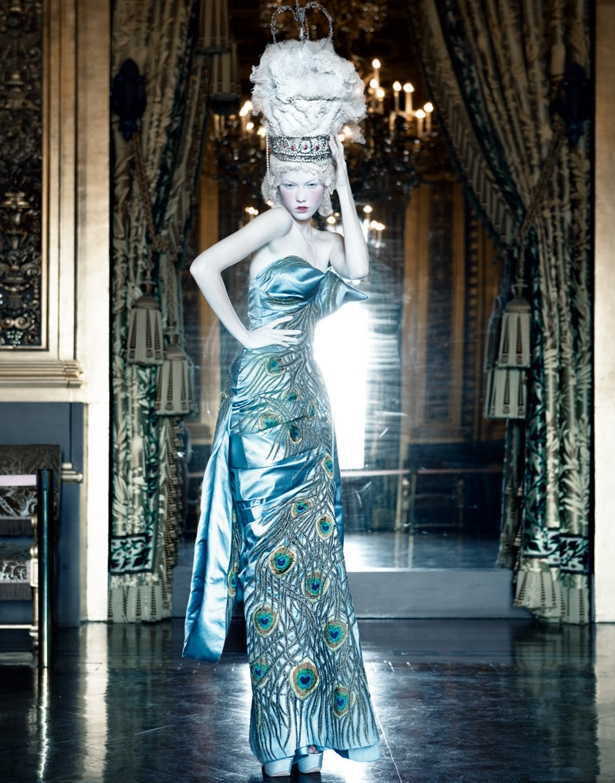 Haute Couture collection fall winter 2004 Dior Couture, um sonho...