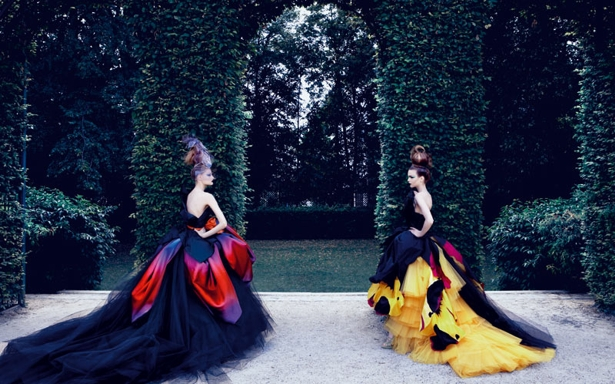 Haute Couture collection fall winter 2010 Dior Couture, um sonho...