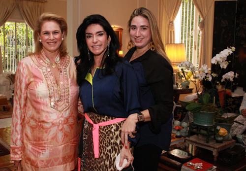 Frering-Gloria severiano Ribeiro, Elda Monnerat e Ana Beatriz Monnerat