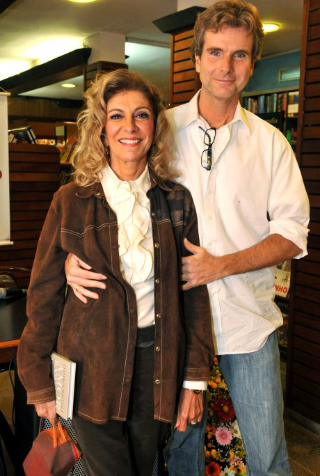 Geraldo-DSC_4744  Marília Pêra e Bruno Faria