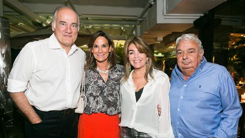 Restaurante-MArcelo e Gabriela Itagiba com Sonia e Antonio Henrique Simonsen-6489
