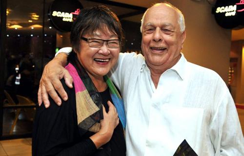 A Luz-DSC_5332 Tizuka Yamasaki  e Nelson Pereira dos Santos