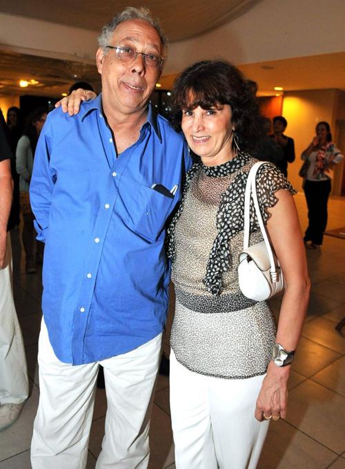 A Luz-DSC_5354   Jards Macalé  e Rosana Lanzelotte