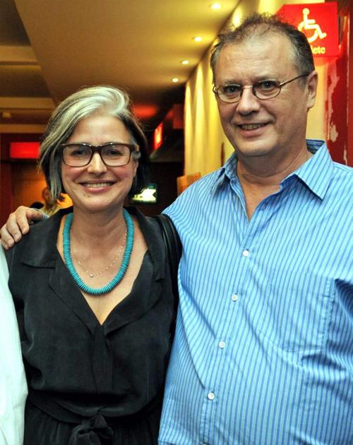 A Luz-DSC_5355   Os irmãos Beth e Paulo Jobim