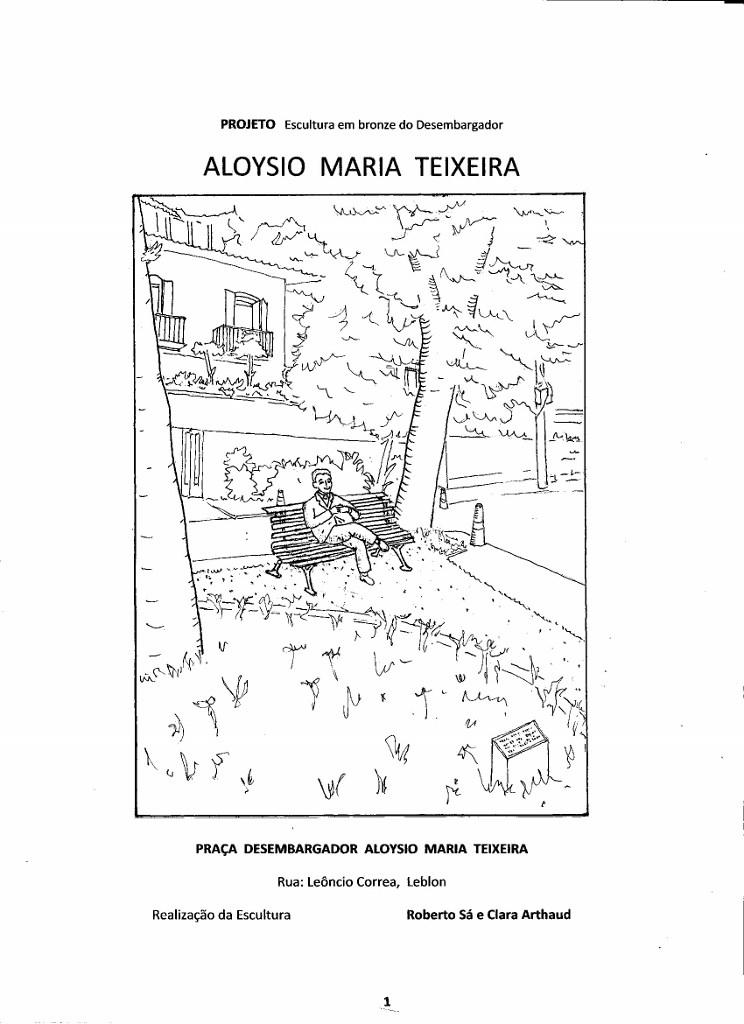 Aloysio M.Teixeira- projeto escultura 147kb