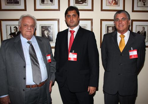 Lide-Raphael Camara  Henrique Caban e Paulo Borges