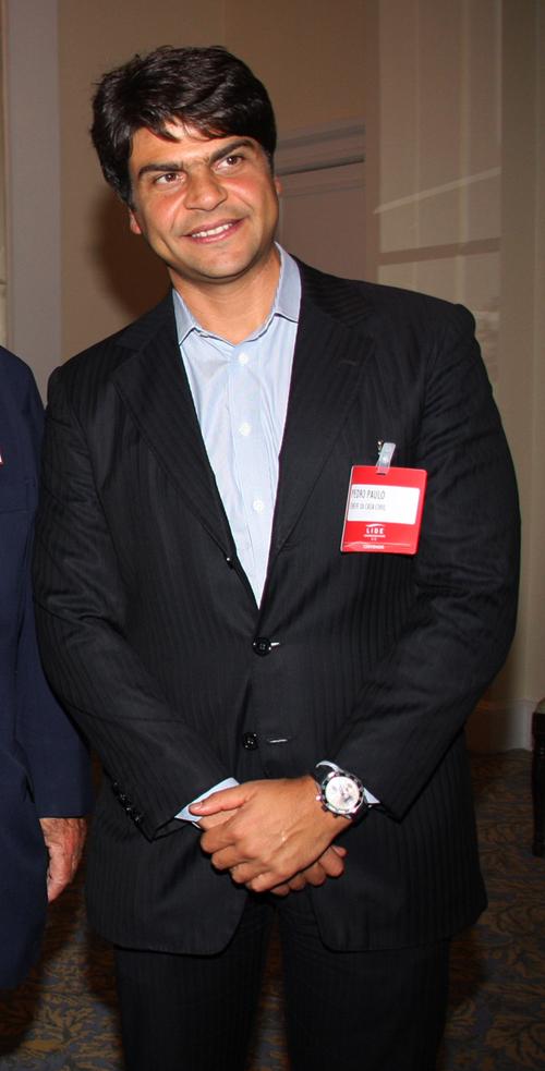 Lide-secretario da casa civil - Pedro Paulo Carvalho Teixeira