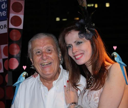 Mário e Giovanna Priolli - O Casal do Carnaval 2013
