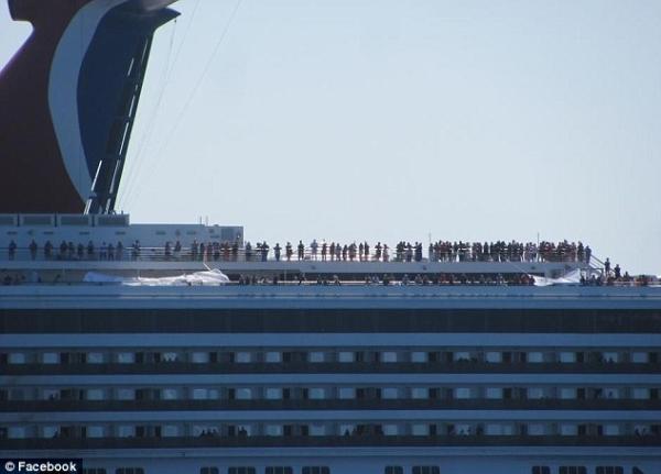 navio carnival