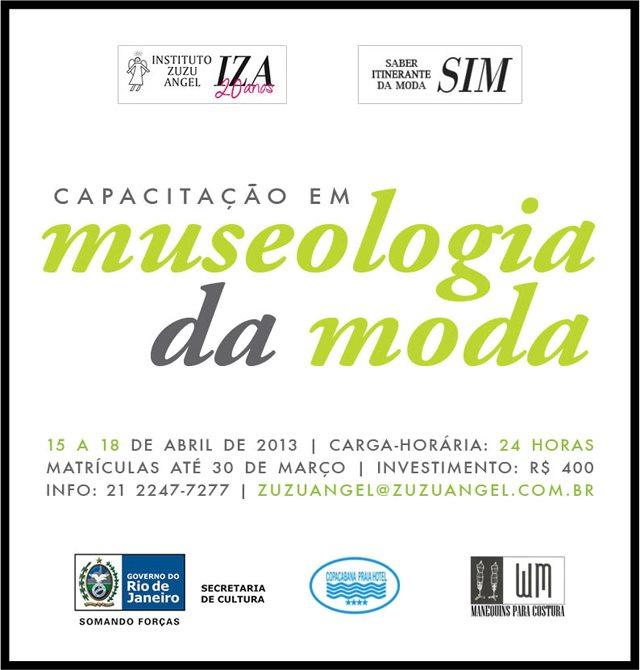 Museologia da Moda