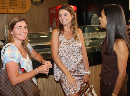 Abrag-Simone Boghossian Ana Paula Gonçalves e Claudia Passos
