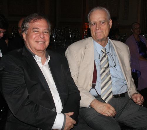 Abrag-presid. acad filosofia João Ricardo Moderno e Gustavo Miguez de Melo