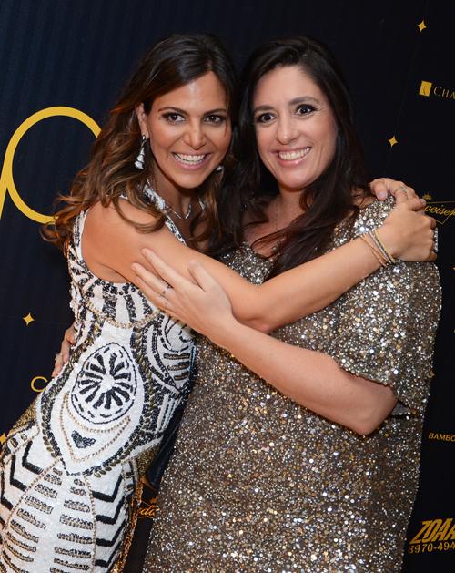 Carol-Carol Sampaio e Fabiana D´Angelo