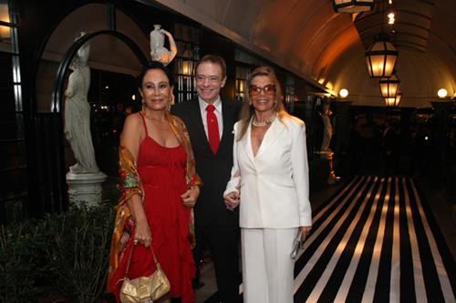 Julieta-Miriam Gagliardi Paulo Barragat e Noelza Guimarães