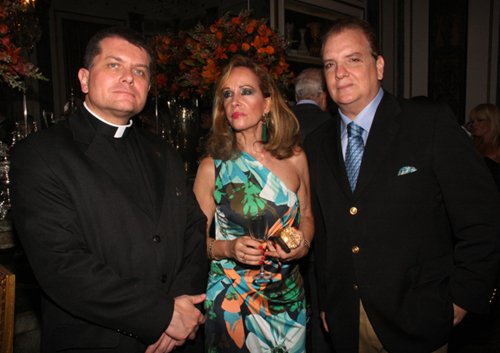 Julieta-Padre Sergio Costa Couto  Zizi Magalhães e Rawlson de Thuin