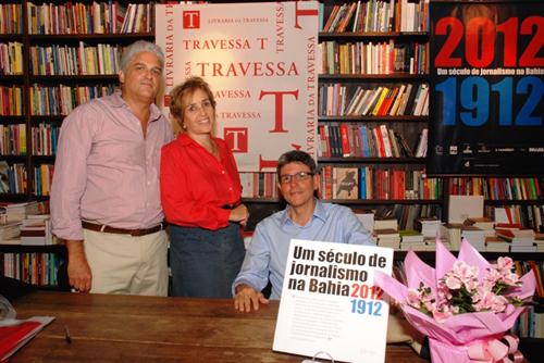 Livro-Ranulfo Bocayuva, Vera e Carlos Ribeiro