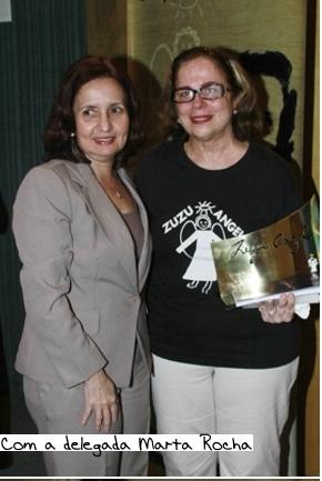delegada Martha Rocha