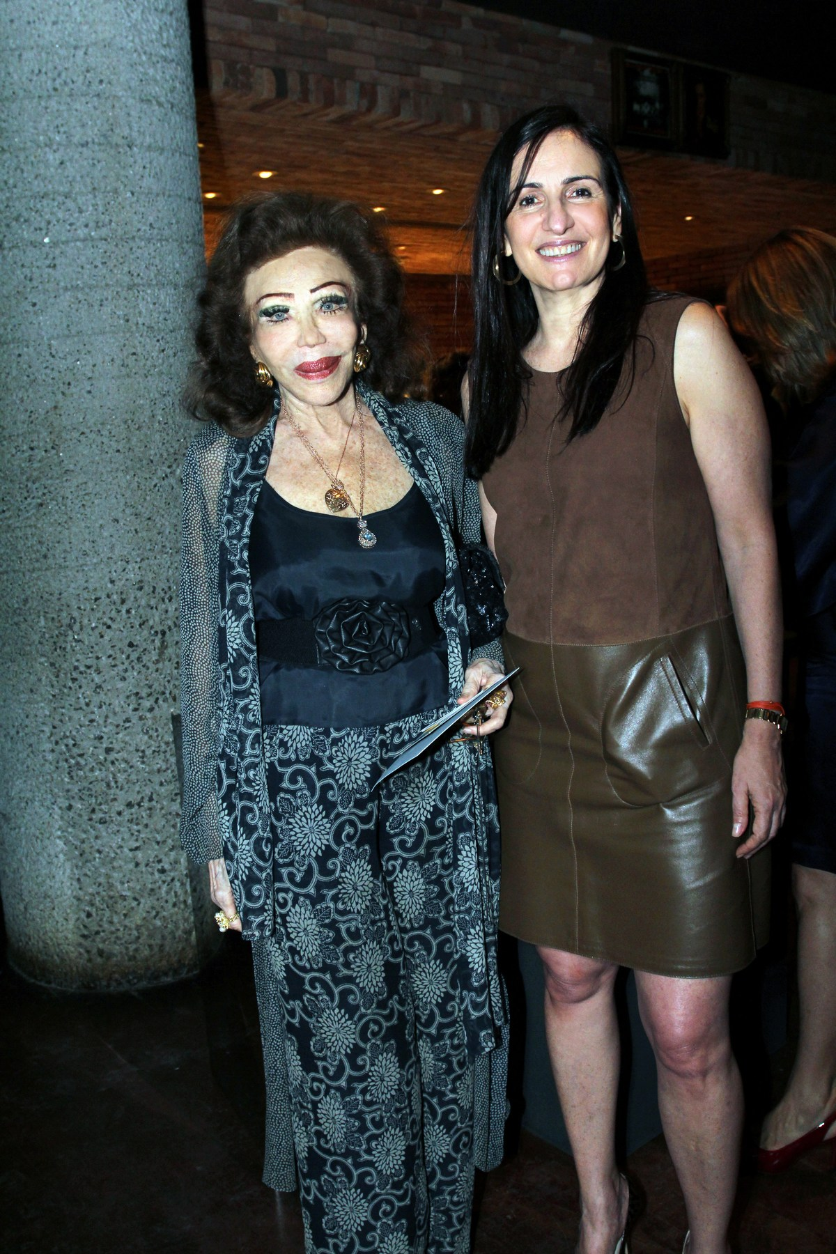 Angélique Chartouny e Anna Clara Herrmann