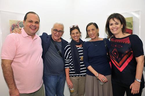 Aquarelas-154 Maneco Müller - Franco Terranova - Maria Sônia Madureira de Pinho - Rosella Terranova - Stella Silva Ramos