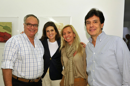 Aquarelas-255 Paulino Basto - Paula Nabuco - Inês e Arnaldo Basto