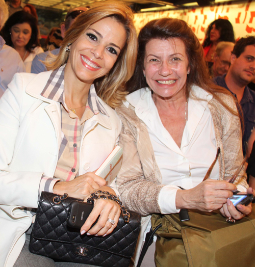 Isabella-Manoela Ferrari e Denise Motta -(12)