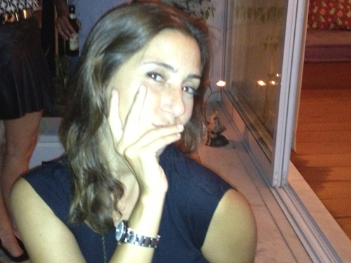 Marcela-foto-a atriz  Portuguesa Inês Oneto