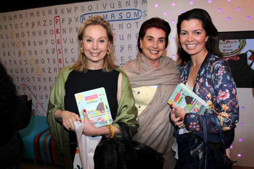 Agendinha-IMG_5828-Sandra Naslavsky  Lenir Lampreia e Alessandra Smith de Vasconcellos