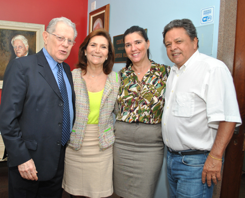 Bia- ARNALDO  RUTH NISKIER  JOANA E ALOYSIO TEIXEIRA