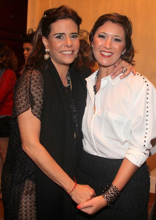 FashionT-Narcisa Tamborindeguy e Duda Rudge