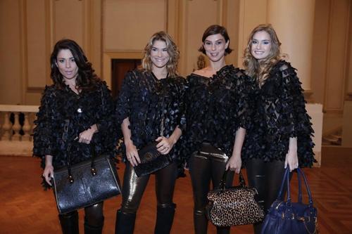 FashionT-Thalita Lippi  Priscila Fantin  Maria Paula e Raquel Bertani