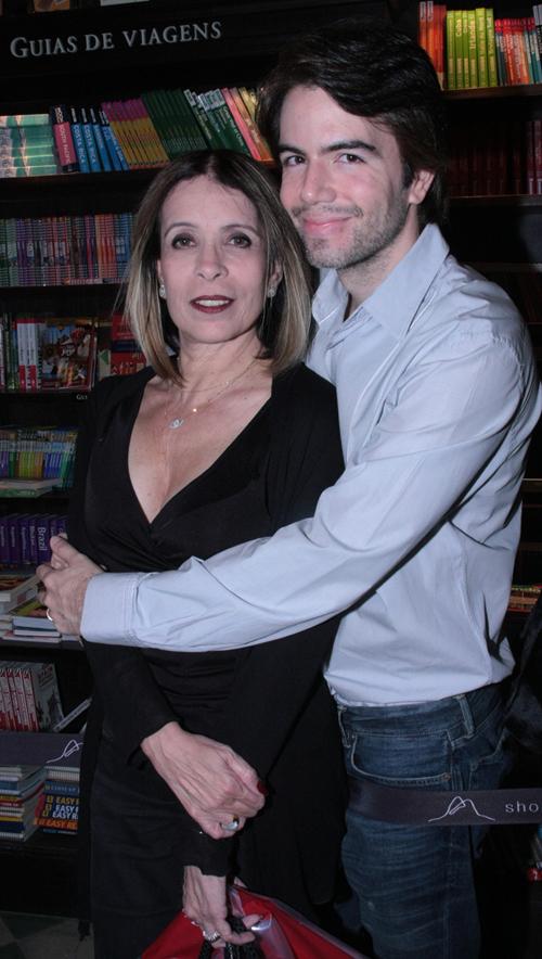Maitê-Liege Monteiro e Luiz Fernando Coutinho