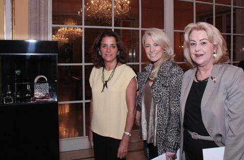 Maria João- Ana Rita Bello  Marie Anick Mercier e Diana Vianna