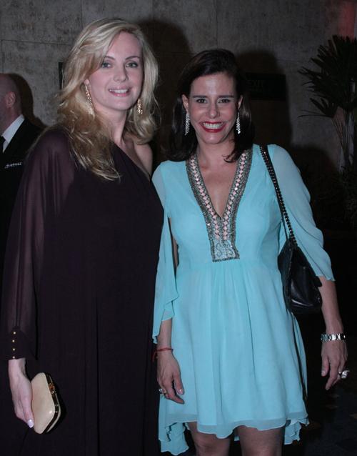 Sofitel-Monika Jablonska e Narcisa Tamborindeguy