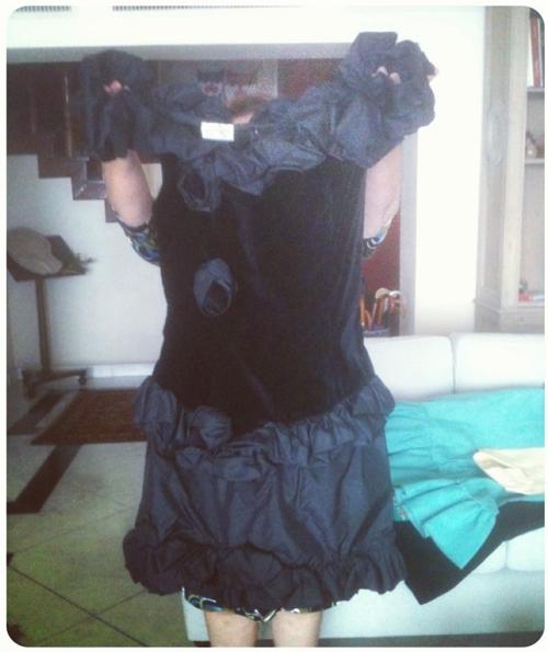 vestido lucilia lopes - isabel sued