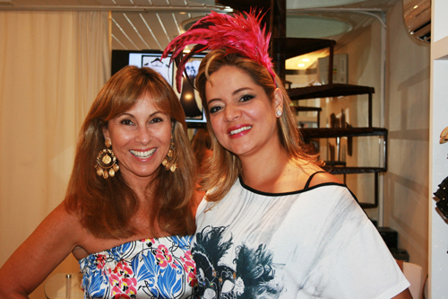 Bianca-Andrea Rudge e Bianca Gibbon