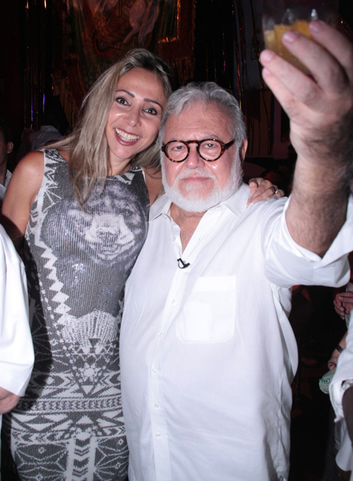Hípica-Claudia Cataldi e Ricardo amaral