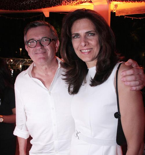 Hípica-François Perrin e Bebel Sued
