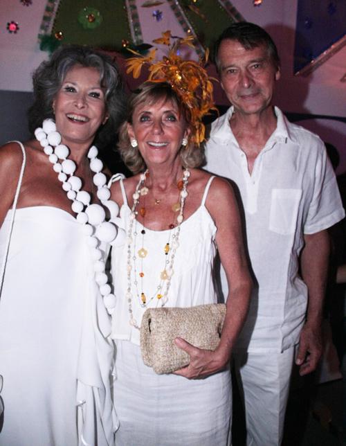Hípica-Gisela Amaral Tereza e Fred Seiler