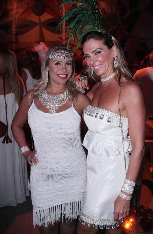 Hípica-HVeronica Berman e Marcia Verissimo